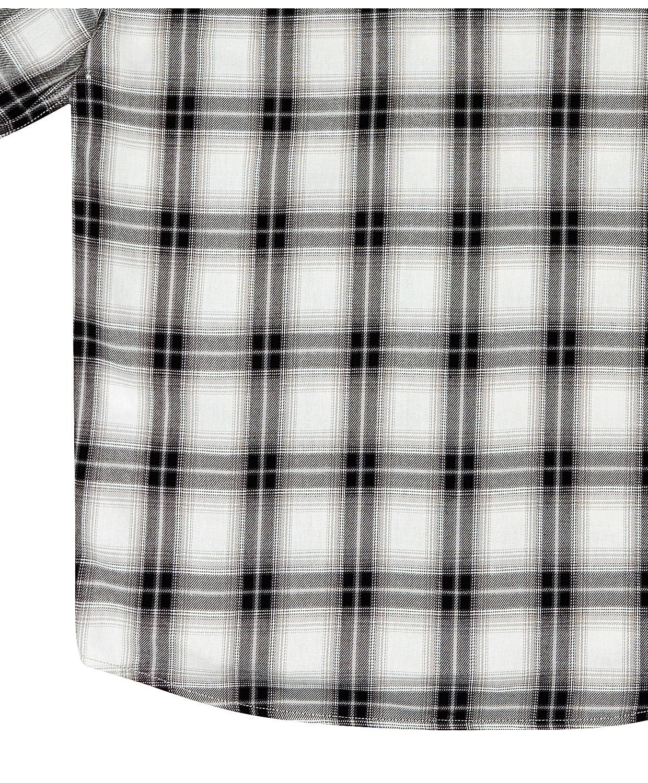 벙커버스터(BUNKERBUSTER) 체크 반팔 셔츠