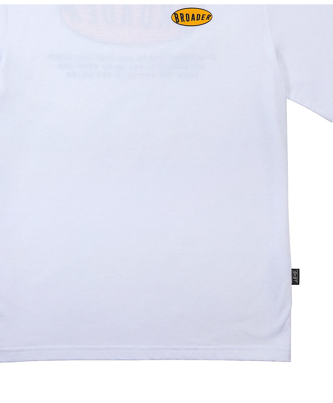 벙커버스터(BUNKERBUSTER) 그래픽 반팔 티셔츠